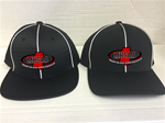 NEW!! MHSAA Logo Black Football Cap