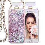 Glitter Perfume Necklace Phone Case