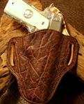 Add Exotic Skin to Holsters and Belts