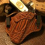 Add Elephant Vintage Rust for Holster
