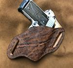 SALE Bodyguard for Sig Sauer P238 RH Elephant-Vintage Rust