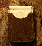 In-Stock Cowboy Wallet -Hippo Brown