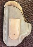SALE IWB for S&W M&P Compact LH  Rough Out Natural