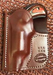 "Pocket Guard Holster for NAA 22 mag 1 5/8"" bbl"