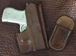In-Stock Pocket Holster & Mag Glock 42/43