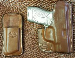 Pocket Holster and Mag Holder S&W M&P Shield