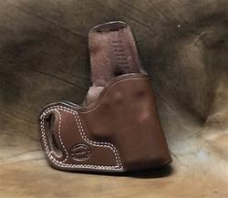 Sale Crossdraw for Kahr PM 45 Right Hand Saddle Brown