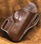 "SALE Bodyguard for Beretta M9A3 or 92A1 RH Saddle Brown for 1 1/2"" Belt"