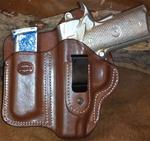 "Texas Conceal Carry for 1911 4"" w/Belt Clip LH"