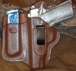 Texas Conceal Carry for 1911 4.25 w/Belt Clip LH