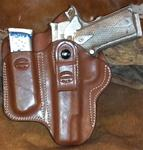 "Texas Conceal Carry for 1911 5"" w/Belt Loop LH"