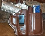 "Texas Conceal Carry for 1911 3"" w/ Belt clip RH"