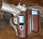 "Texas Conceal Carry for 1911 4"" w/Belt Clip RH"
