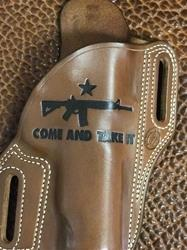 Add Come And Take It/AR to Holster