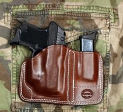 """Cargo Carry"" Pocket Holster .380"