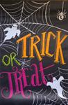 12 x 18  Trick or Treat Garden Flag