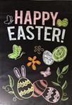 12 x 18 Happy Easter Garden Flag