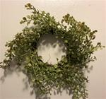 "10"" Baby Greens Wreath"