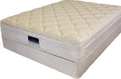 GMC Opal Euro-Top Mattress Set