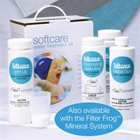 Softcare Water Treatment Kit
