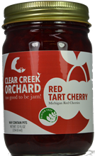 Red Tart Cherry Jam, 12 oz.