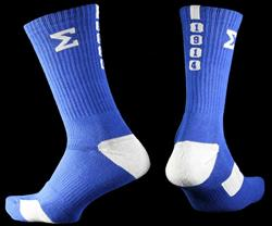 Phi Beta Sigma Men's Crew Socks