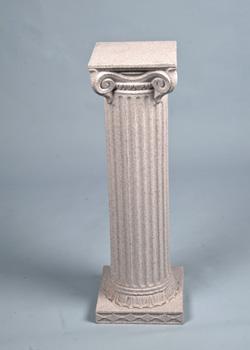 Roman Column Granite Resin 32 Quot Hx10 Quot D Arizona Party