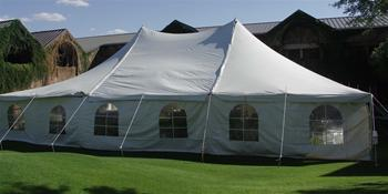 Tension Pole Canopy 40 X 80 Arizona Party Rental Sw