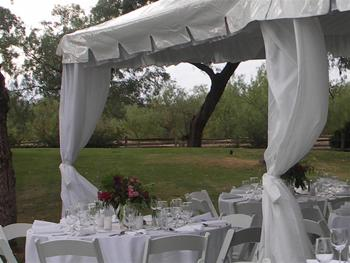 Leg Drapes Amp Pole Covers Arizona Party Rental Sw Events