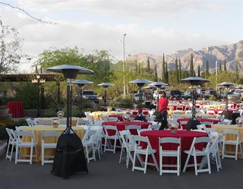 Climate Control Arizona Party Rental Sw Events And
