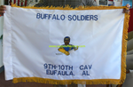 Buffalo Soldiers Flag