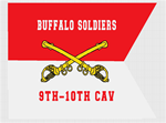 Buffalo Soldiers Guidon