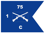 Infantry Mini Guidon