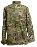 Multicam Shirt (Polyester/Cotton Ripstop) - Sew On US ARMY Tape, Name Tape, Rank