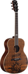 Alvarez AF65GD/F Grateful Dead Artist Series Acoustic Guitar (Flag)