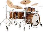 Archetype Series 5-Piece Drum Kits by Hendrix Drums