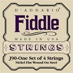 D'Addario Fiddle Violin Strings