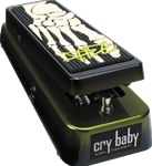 Dunlop Kirk Hammett Signature CryBaby Wah Effects Pedal