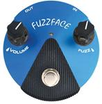 Dunlop Fuzz Face Mini Silicon Effects Pedal