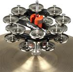 Rhythm Tech G2 Hat Trick Double-Row Tambourines