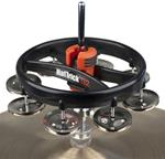 Rhythm Tech G2 Hat Trick Single-Row Tambourines