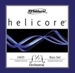 Helicore Orchestral Bass Strings