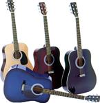 Johnson 610 Player Series Acoustic Guitars