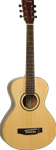 Johnson Trailblazer Deluxe Travel Guitar