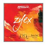 Zyex Stand-Up (Double) Bass Strings