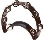 Rhythm Tech Ergonomic Half Moon Tambourine