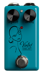 Seven Sisters 'Violet' Delay Effects Pedal by Red Witch