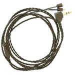 50'' Standard replacement cable for Ear Monitors® brand - BROWN