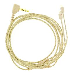 64'' replacement cable for Ear Monitors® brand - BEIGE