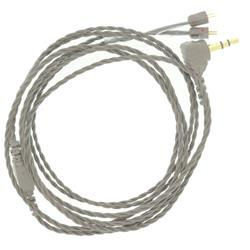 50'' Standard Replacement cable for Ear Monitors® brand - CLEAR